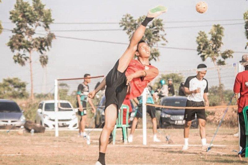 Jelang SEA Games, Timnas sepak takraw gelar uji coba di Jepara