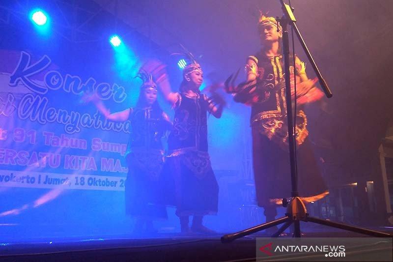 RRI Purwokerto gelar Konser Merajut Seni Menyatukan Indonesia
