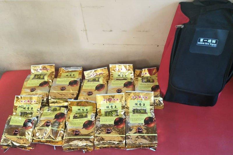Polda Aceh tangkap wanita pemilik 15 kilogram sabu-sabu