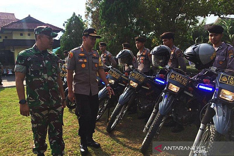 Polres Bangka Tengah siagakan 250 personel gabungan