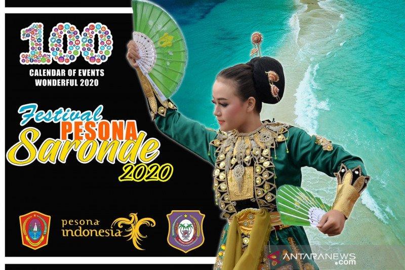Pemkab Gorontalo Utara sambut Festival Saronde masuk event pariwisata nasional