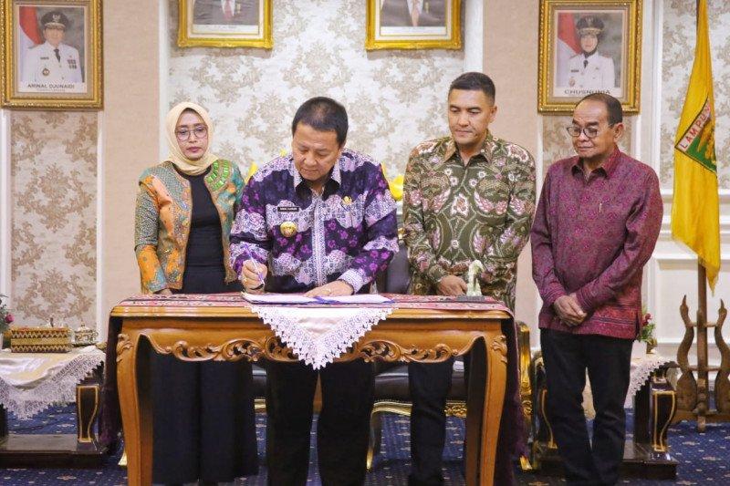 Gubernur Lampung wujudkan kawasan pariwisata terintegrasi di Bakauheni