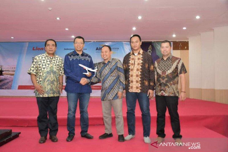 Penerbangan langsung Lombok-Jeddah mulai dibuka Desember
