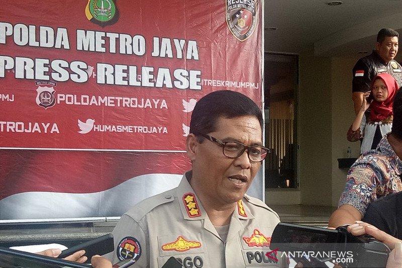 Pria pengaku 'Presiden' terpilih diamankan di Gatot Subroto