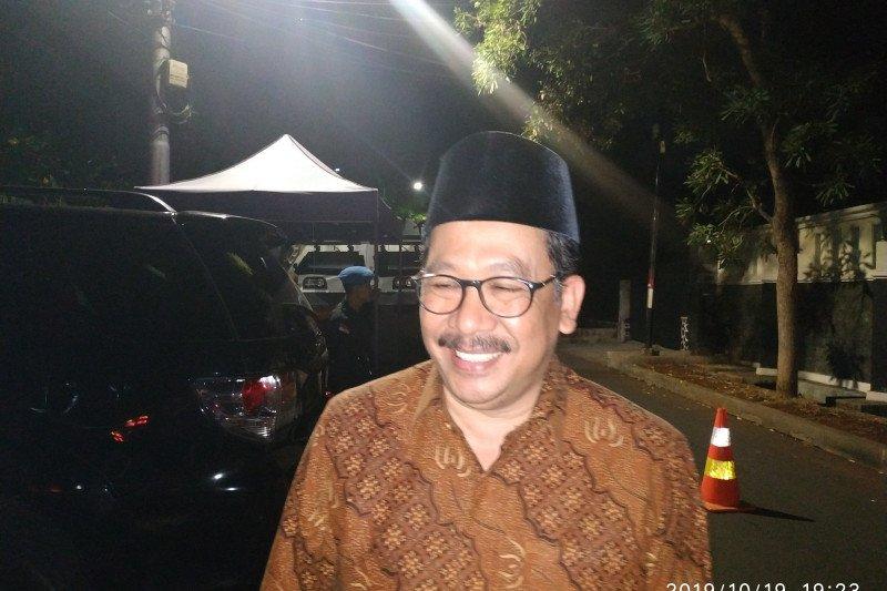 KH Ma'ruf Amin sehat dan siap untuk pelantikan