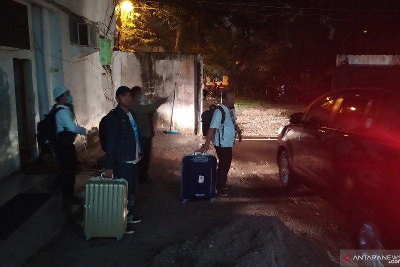 KPK sita sejumlah dokumen di Kantor Dishub Medan