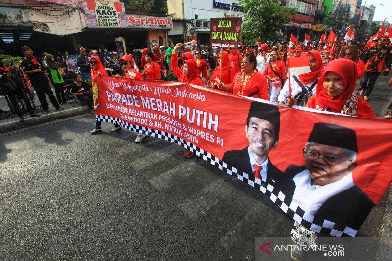 Harapan menjelang pelantikan Jokowi-Ma'ruf