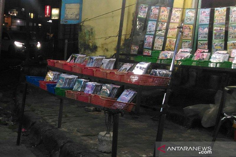 Penjualan VCD kian sepi digempur digitalisasi