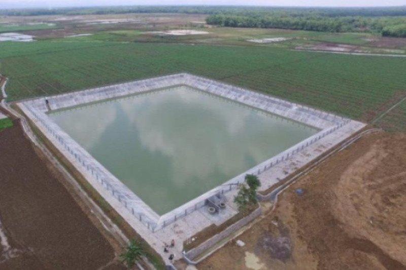 Capaian periode pertama Presiden Jokowi membangun infrastruktur tani dan air