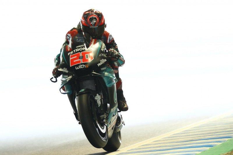 Franco Morbidelli: Quartararo menjadi motivasi setiap pebalap Yamaha