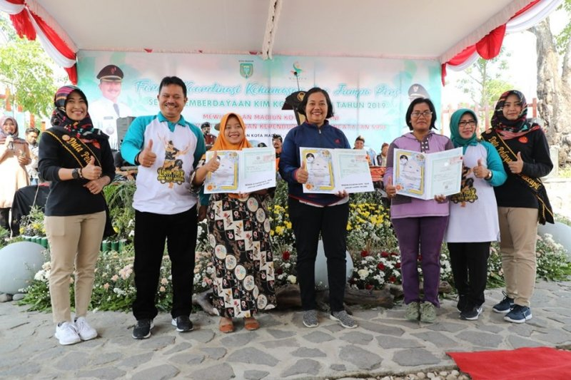 Wali Kota Madiun ajak fungsikan ruang terbuka hijau secara maksimal
