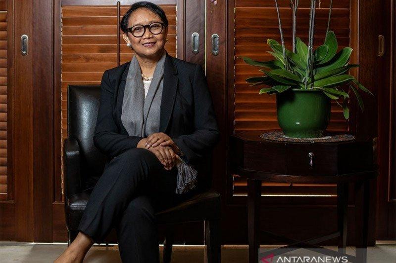 Profil - Menlu Retno Marsudi, diplomat ulung segudang prestasi