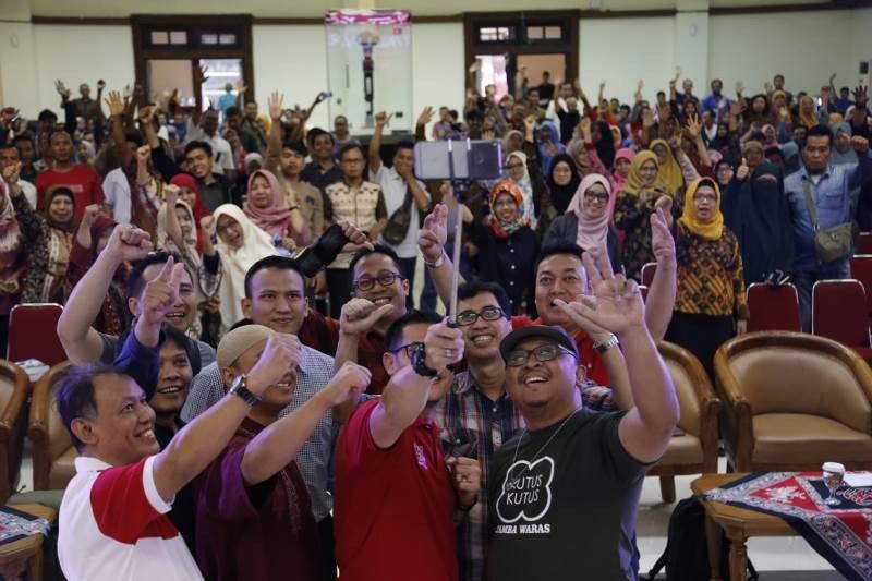 Telkomsel dukung peningkatan ekonomi melalui Patriot Desa Digital