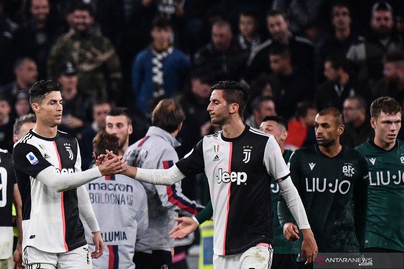 Klasemen Liga Italia: Juve jaga jarak dengan para pesaing