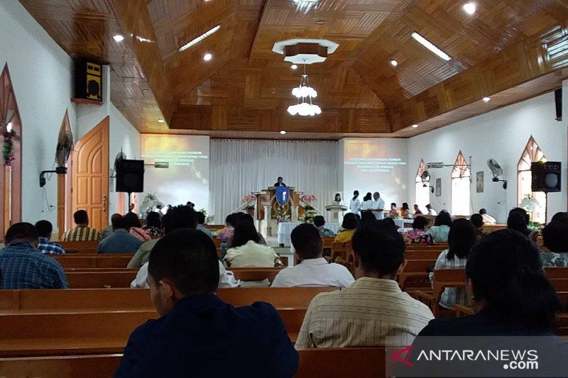 Polres Sangihe sebarkan anggota amankan pelaksanaan ibadah