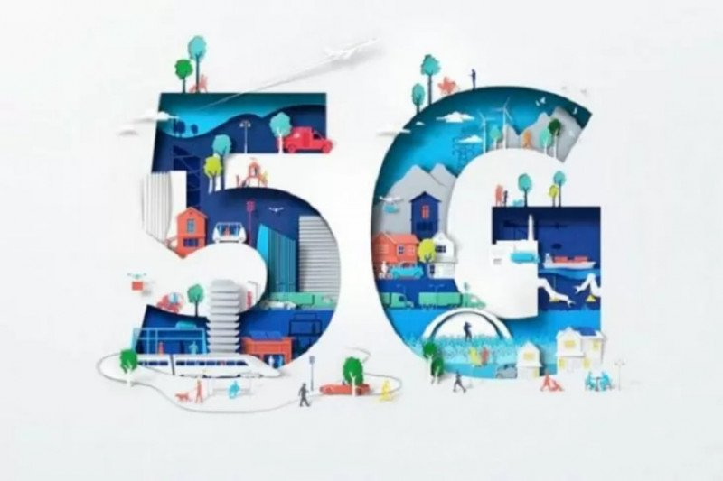 China secara otomatis menjadi negara dengan jaringan 5G terbesar di dunia