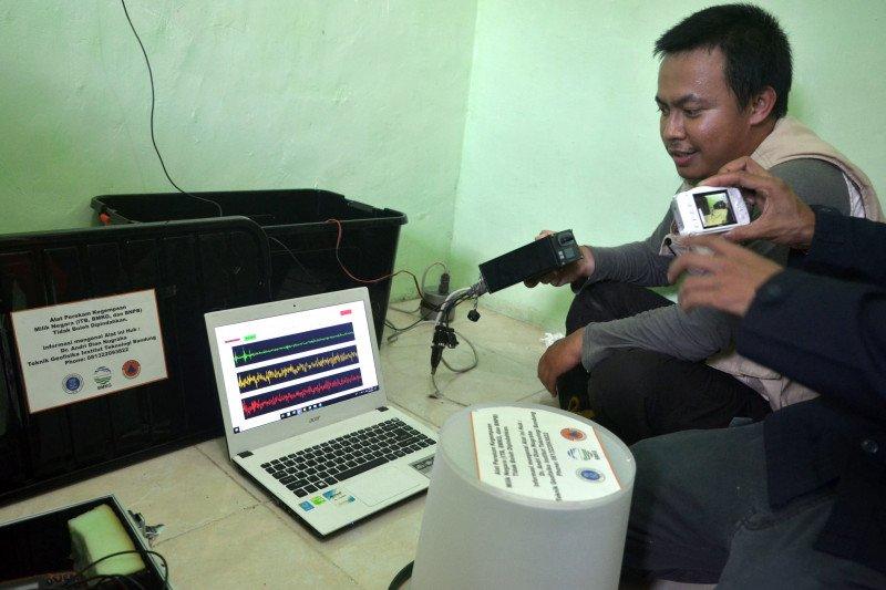 BNPB - BMKG pasang empat sensor pendeteksi gempa di SBB