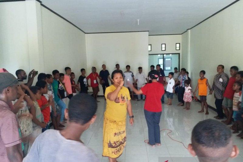 Ratusan anak penghirup aroma lem  jalani rehabilitasi