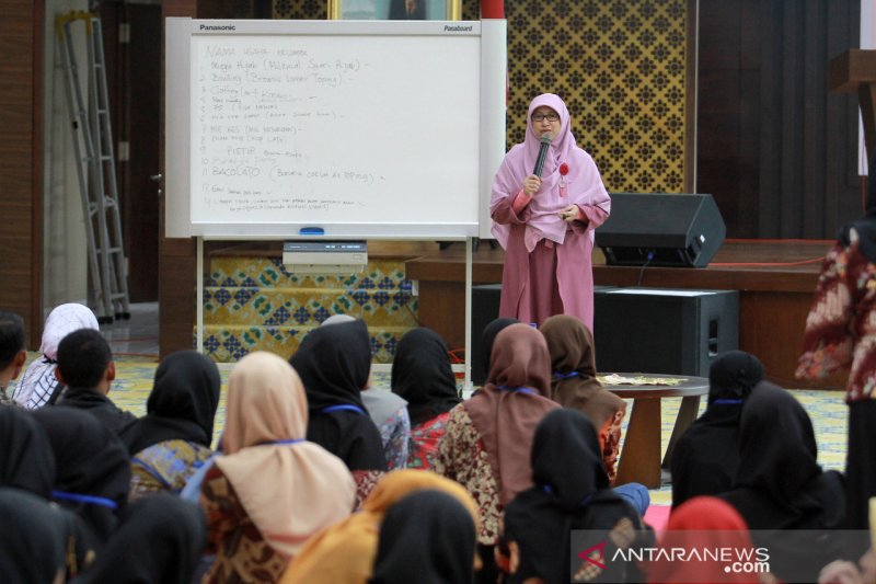 Bank Indonesia kembangkan potensi diri ratusan mahasiswa Gorontalo
