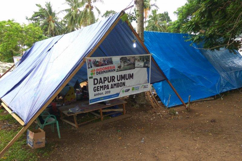 ACT rencanakan bangun shelter bagi pengungsi gempa Ambon