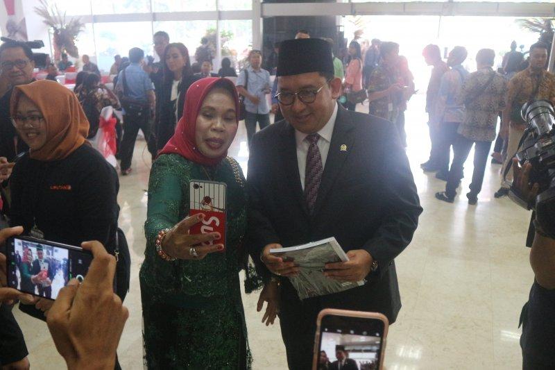 Diproyeksikan masuk kabinet Jokowi, Fadli Zon: Halah Itu isu