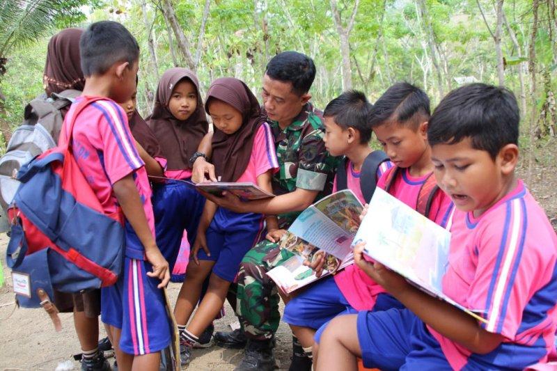 Guru SD Cilibang senang kehadiran TMMD