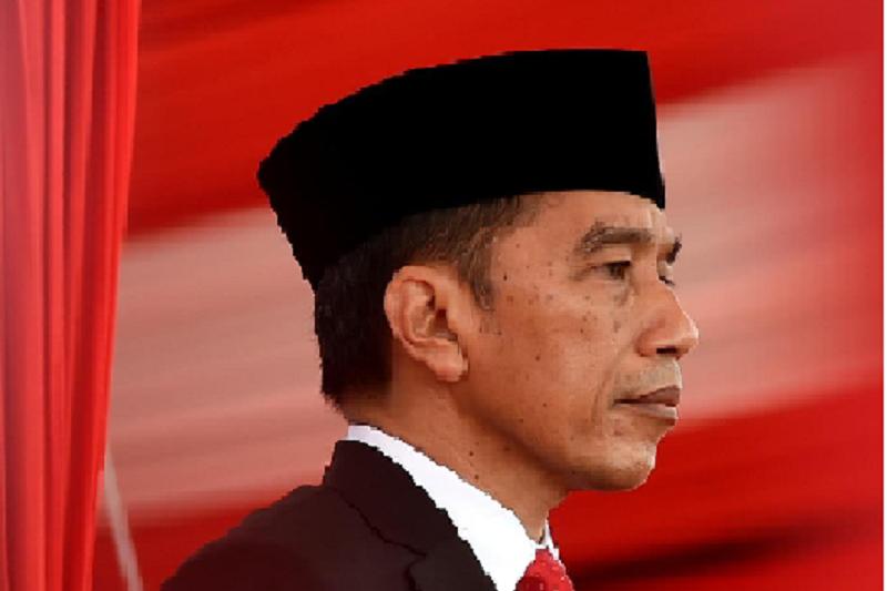 Jelang  pelantikan, Jokowi men-tweet tentang kerja dan Indonesia Maju