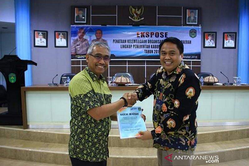 Pemkab Lutim kerjasama LAN Makassar tata kelembagaan pemerintahan