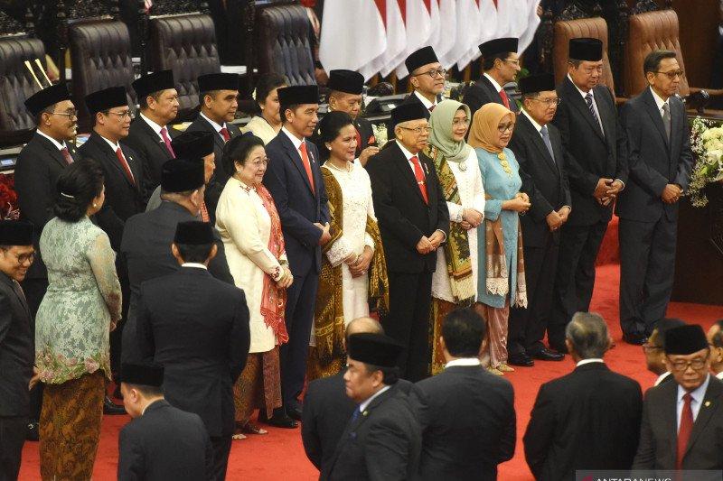 Sejumlah duta besar ucapkan selamat atas pelantikan Jokowi-Ma'ruf