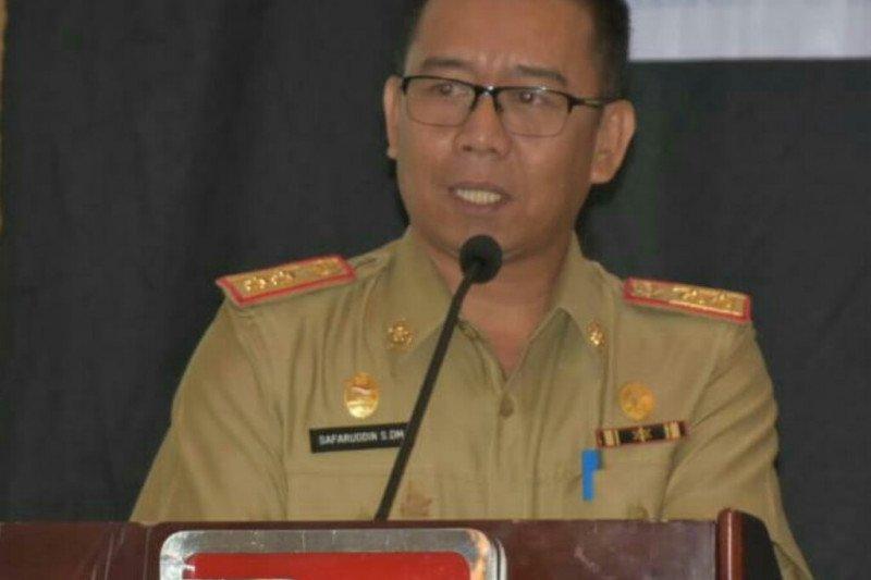 Dinas Kominfo Sulbar susun agenda satu data Indonesia