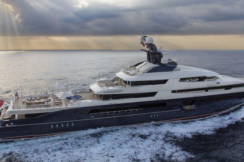 Superyacht terkait kasus 1MDB Malaysia kembali dilelang