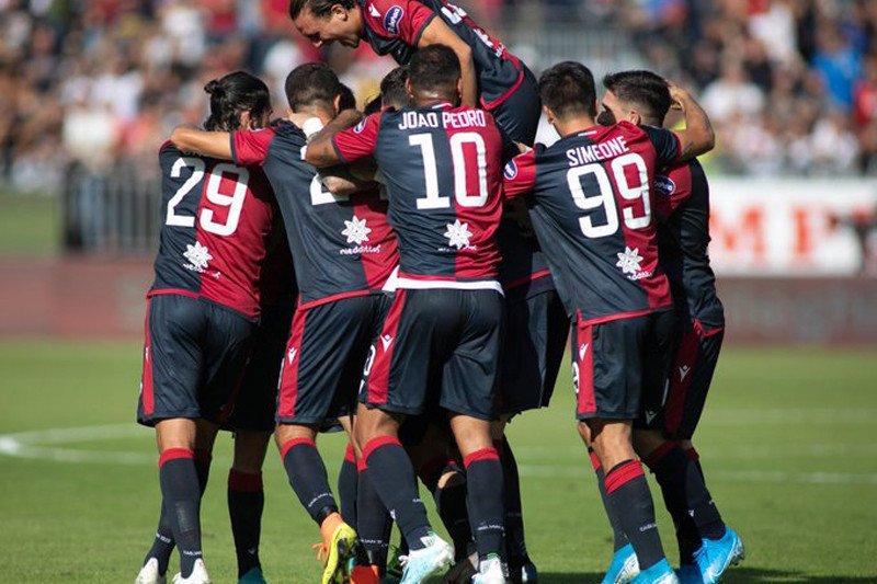Cagliari tundukkan SPAL