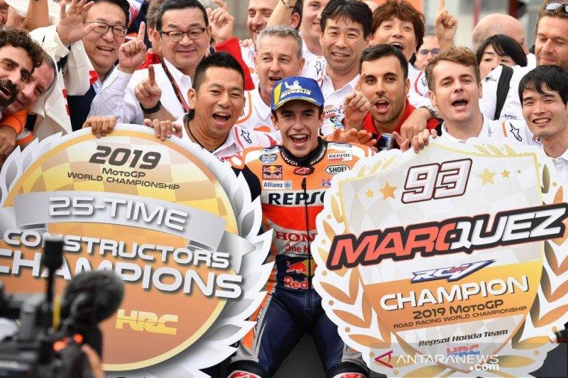 Tim Honda tinggal lakukan ini untuk kawinkan tiga gelar musim 2019