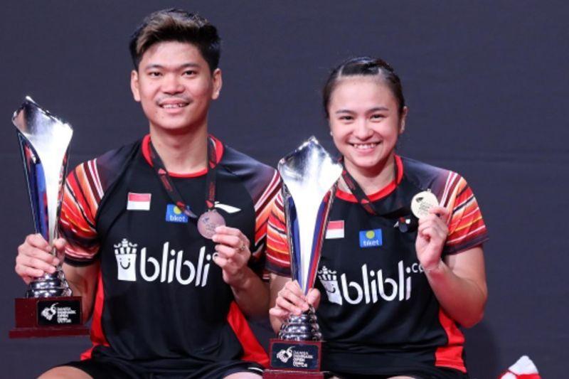 Turnamen Denmark Open buat buat Praveen/Melati lebih percaya diri