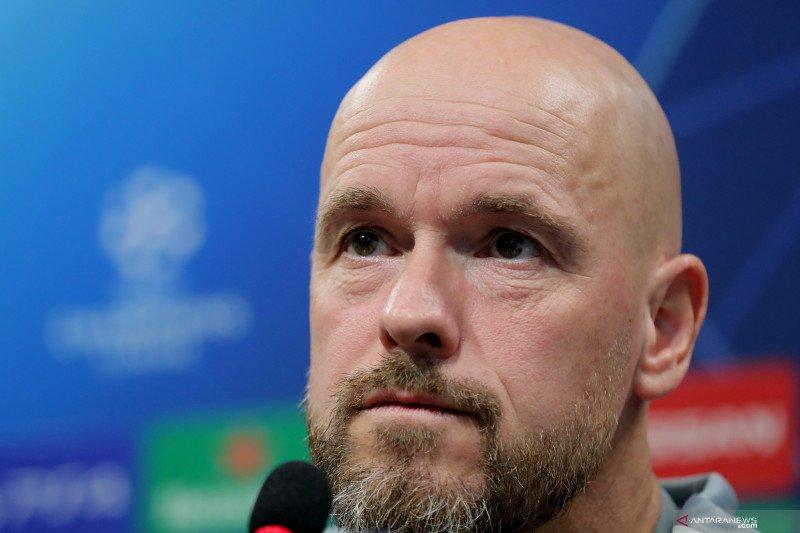Pelatih Ajax Erik Ten Hag siap balik ke Bayern Munchen