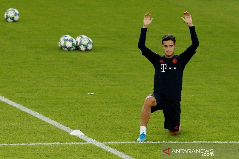 Bayern Munchen puas dengan penampilan  Philippe Coutinho