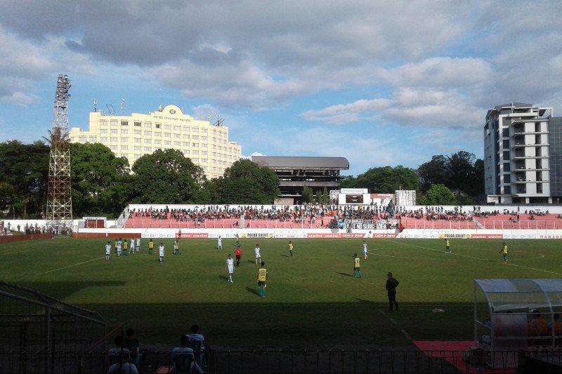 BFC Sulut United kalahkan Persewar 3-0