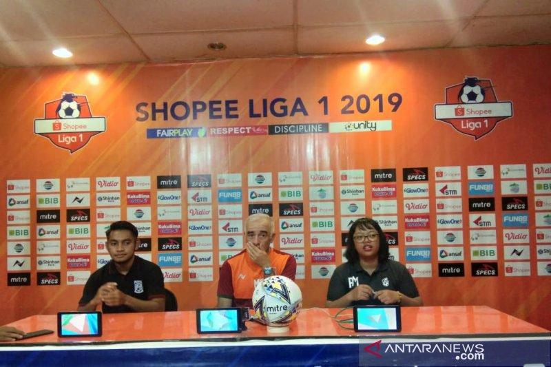 Borneo taklukan Kalteng Putra dengan skor 2-0