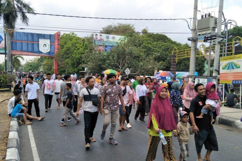 Viral Kadisperkim Mataram marah-marah di CFD, ini penjelasan wakil wali kota