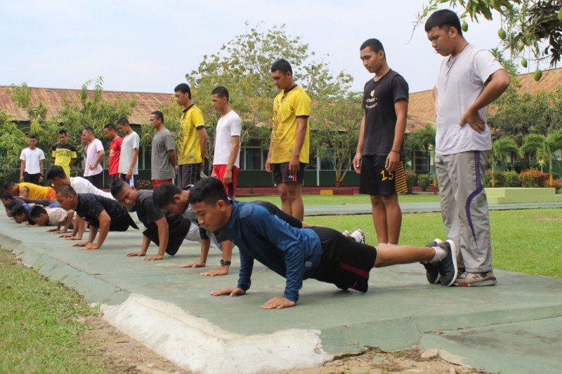 Kodim 1203/Ketapang siapkan puluhan pemuda masuk seleksi jadi prajurit