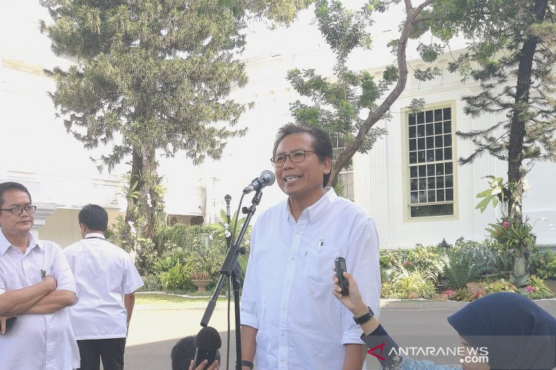 Mantan aktivis Fadjroel Rachman diminta bantu Presiden