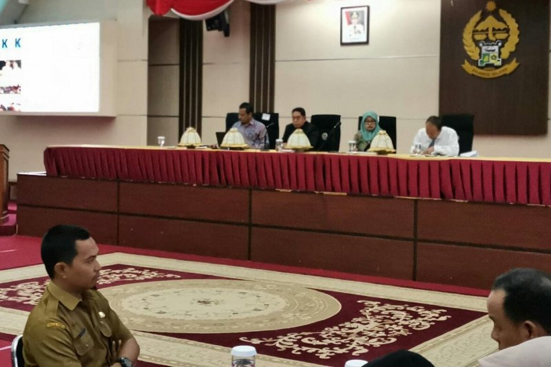 KPK bantu penertiban aset Provinsi Sulsel senilai Rp6,5 triliun