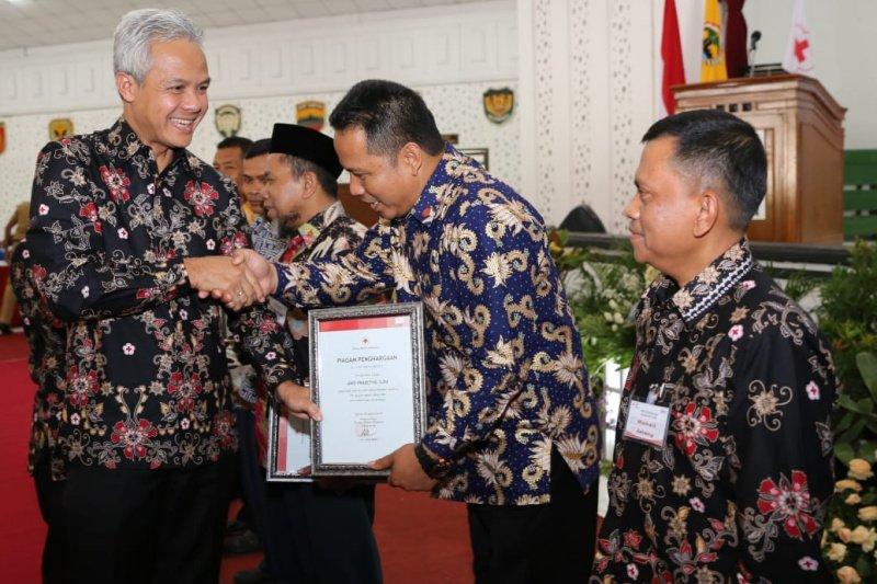 1.136 pedonor darah terima penghargaan dari Gubernur Jateng
