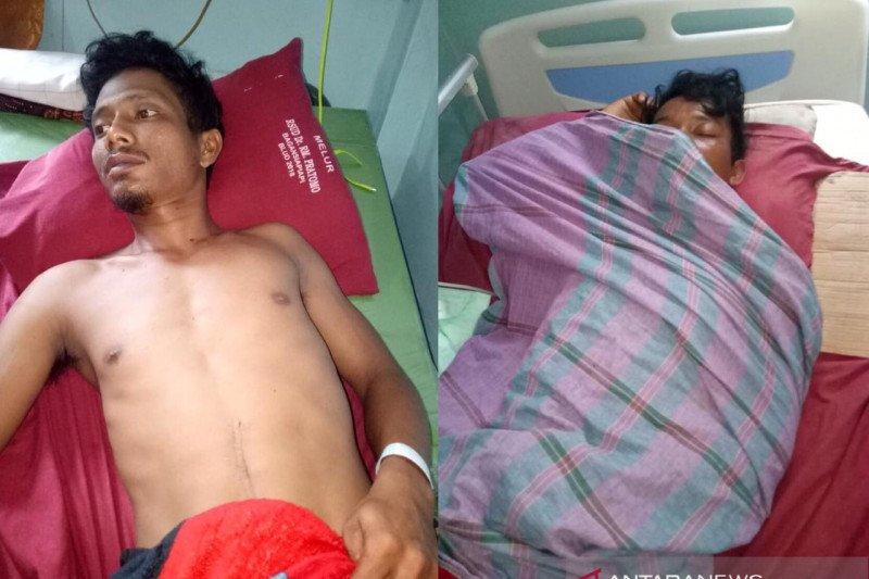 Tiga nelayan Rokan Hilir disambar petir, satu tewas