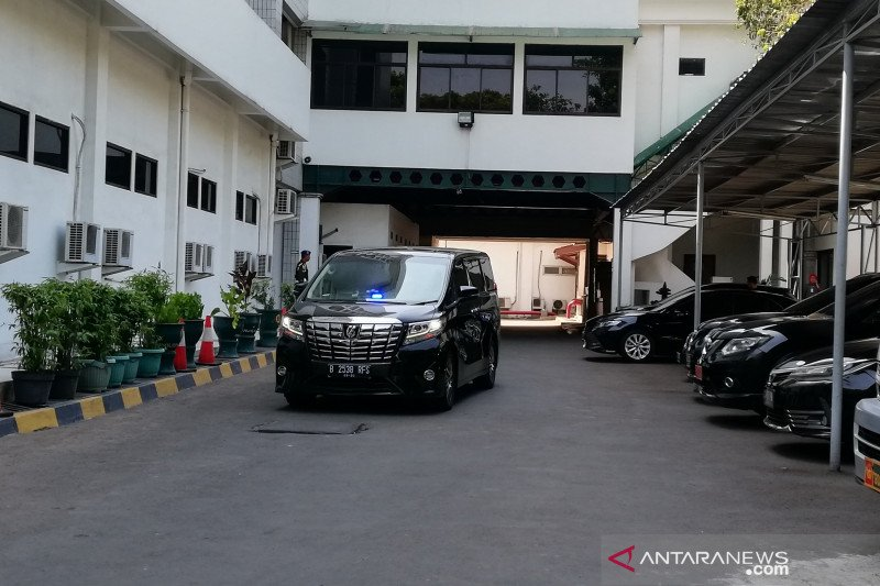 Wiranto kembali tinggalkan RSPAD