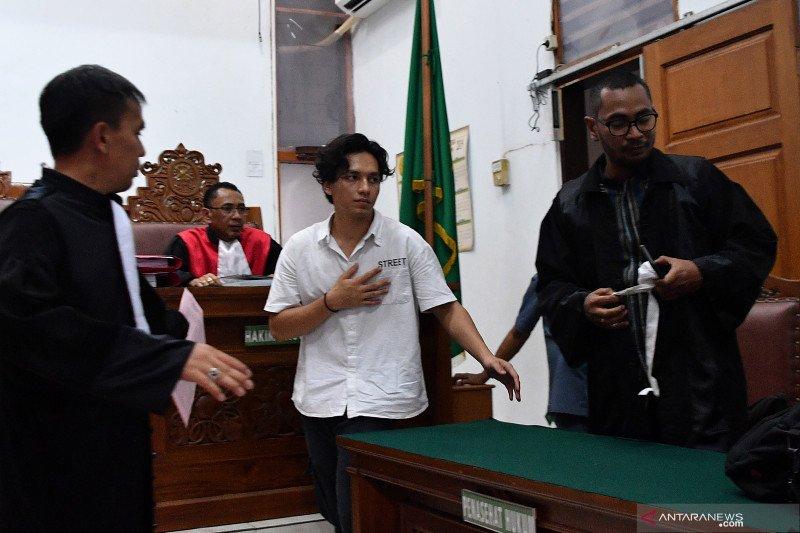 Pengacara Jefri Nichol keberatan dengan tuntutan jaksa