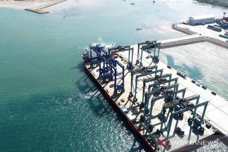 PT Pelindo IV optimalkan layanan bongkar muat Pelabuhan Kendari