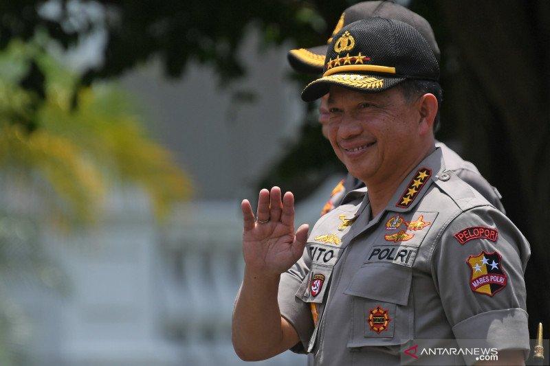 Menanti kepastian Istana bagi Kapolri Tito
