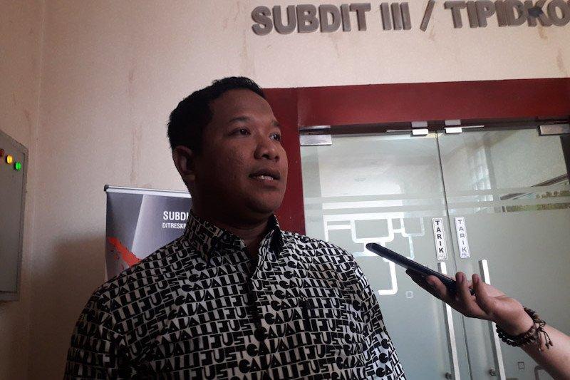 Polda Lampung periksa dua orang tersangka dugaan korupsi pembangunan RSUD Pesawaran