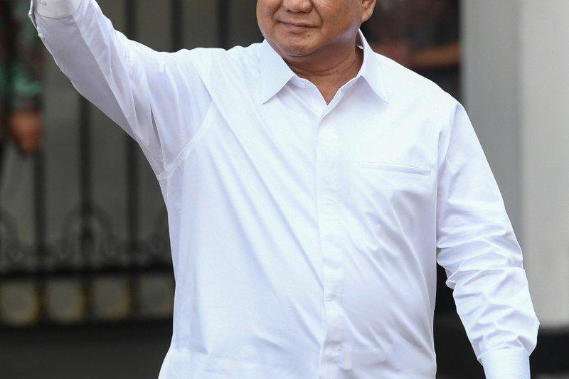 Total kekayaan Prabowo Subianto sebesar Rp1,95 triliun
